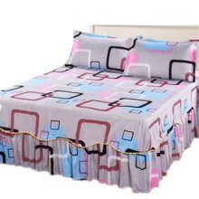 Luxurious Durable Bed Covers Multicolored Bedspreads, #20
