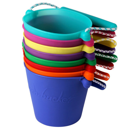 Scrunch Bucket - Sand and Beach Toys