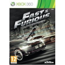 FAST & FURIOUS SHOWDOWN XBOX 360