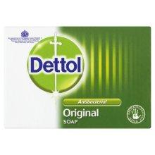 Dettol Orginal Soap Twin Pack 2 x 100g