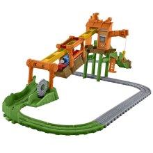 Thomas & Friends Adventures Misty Island Zip-line Train Set FBC60