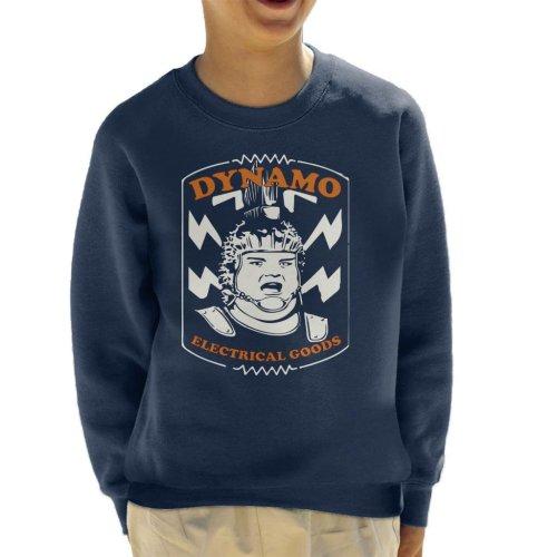 Dynamo Electrical Goods The Running Man Kid's Sweatshirt