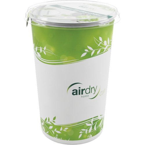 Thomar airDry Air dehumidifier Cup Green, with fresh fragrance, for car cup holders