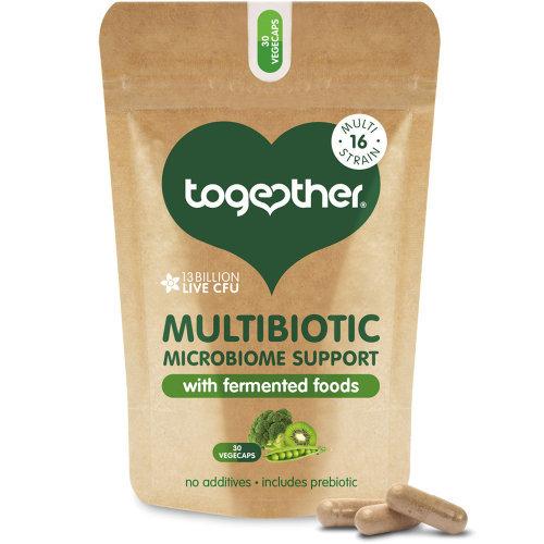 Together  Multibiotic Food Supplement Capsules 30s