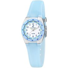 Calypso K6043-D Watch Blue Silicone Girl
