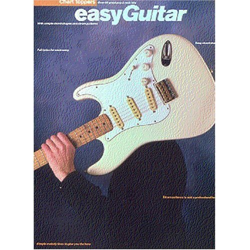 Easy Guitar Chart Toppers