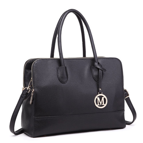 Miss Lulu Women Handbag Laptop Shoulder Bag Tote