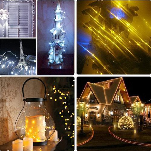 5M 50 LED String Fairy Light