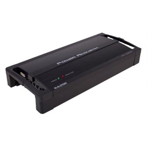 POWER RZ12300D 11.125 in. 1 500 Watt 1 Channel Amplifier