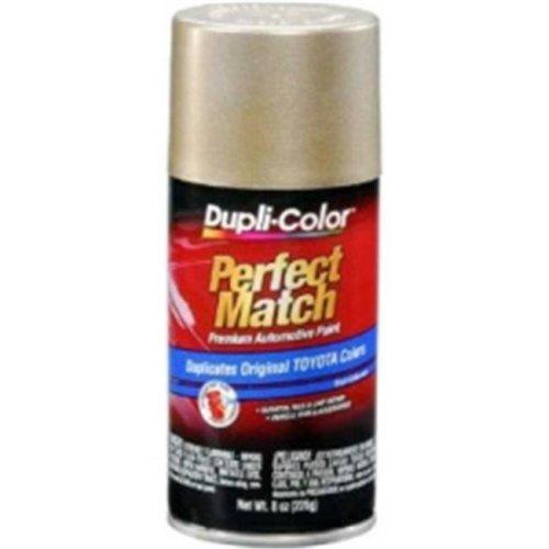 Krylon BTY1610 8 oz Perfect Match Automotive Paint, Toyota Desert Sand Mica