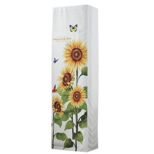 Cleaning Dust Cloths Anti Dust Cloth Air Conditioner Cover Sunflower