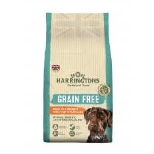 Harringtons Grain Free Chicken & Sweet Potato  2kg