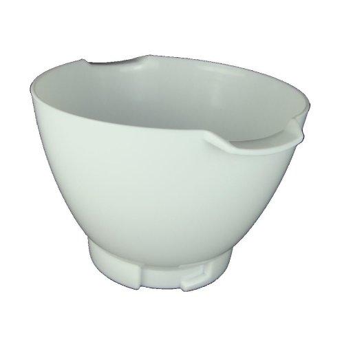 Kenwood Chef KM330 Kenlyte Round Bowl 4.6L- White