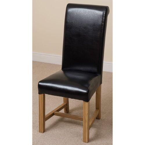 Washington Braced Oak Dining Chair