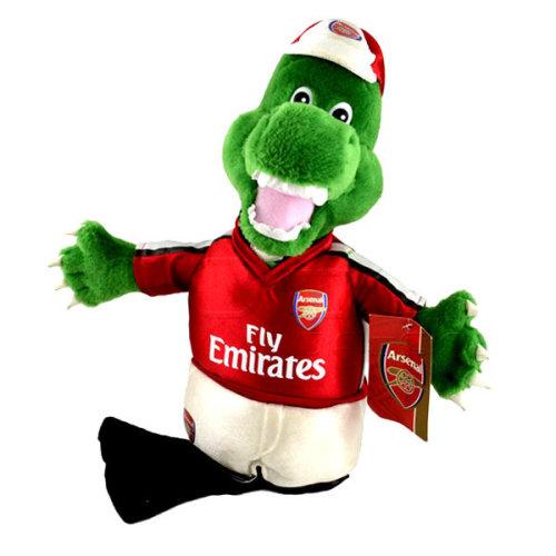 Arsenal Fc Gunnersaurus Golf Headcover - Club Mascot New Football Driver Head -  club mascot golf new football driver head cover premier league 2017