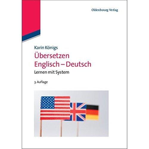 Übersetzen Englisch - Deutsch: Lernen Mit System