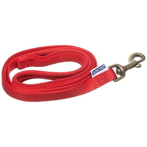 Heritage Nylon Lead Red 1m X19mm Sz 3-8