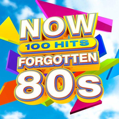 NOW 100 Hits Forgotten 80s - Various Artists | 5 CD Album