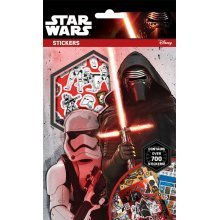700pc Star Wars VII Stickers | Star Wars Sticker Set