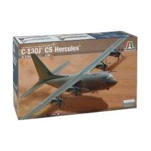 RAF HERCULES C-130J C5 - AIRCRAFT 1:48 - Italeri 2746