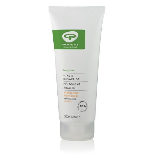 Green People 15% off Vitamin Shower Gel 200ml