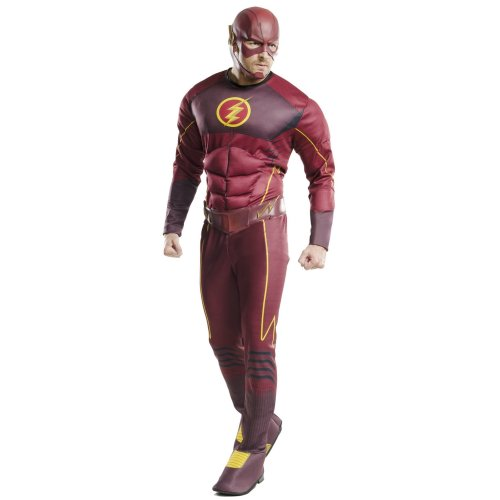 Official Deluxe The Flash Costume