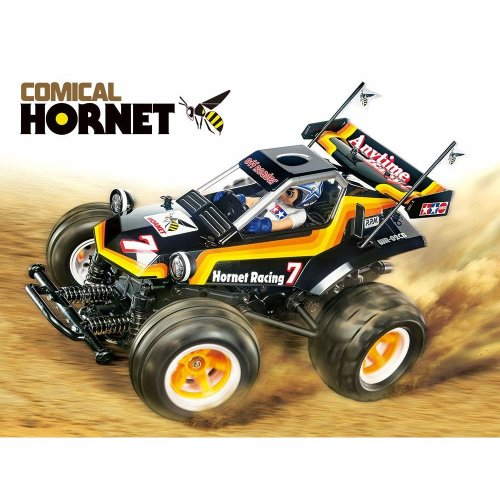 Tamiya 58666 Comical Hornet