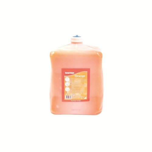 Orange Hand Cleaner - 4 Litre Cartridge