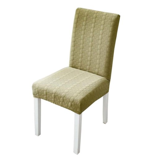 Knit Stretch Dining Room Chair Slipcover - The Chair is not Included - 03