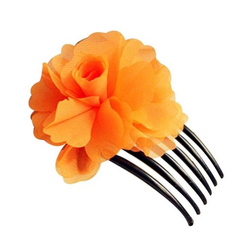 Lady Hair Decorations Fashion Girl Hair Combs Pins Pack of 2 Beautiful Hair Clip