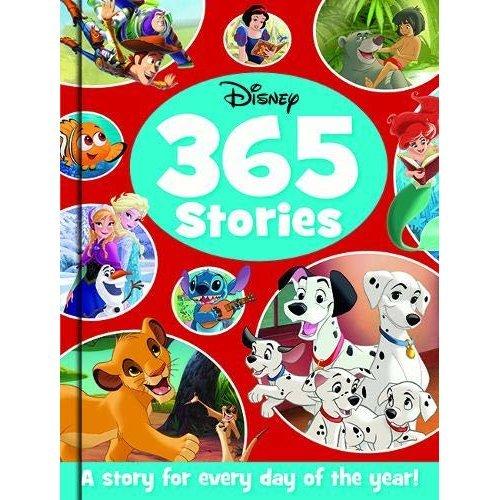 Disney - Mixed: 365 Stories (Treasury 365 Disney)