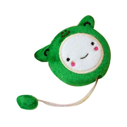Set of 3 Cute Frog Tape Measure Rulers 150CM Ruler Measuring Tape