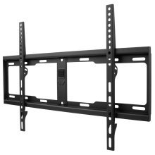 One For All Flat Wall Mount for 32 - 84 Inch LED/LCD TV - Black (WM4611)