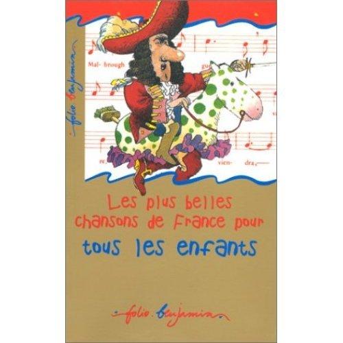 Les Plus Belles Chansons de France Pour Tous les Enfants with Cassette(s)