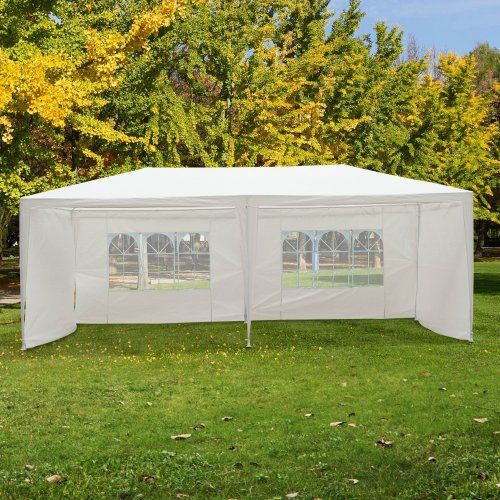 Outsunny Outdoor Garden Gazebo (6m X 3m)