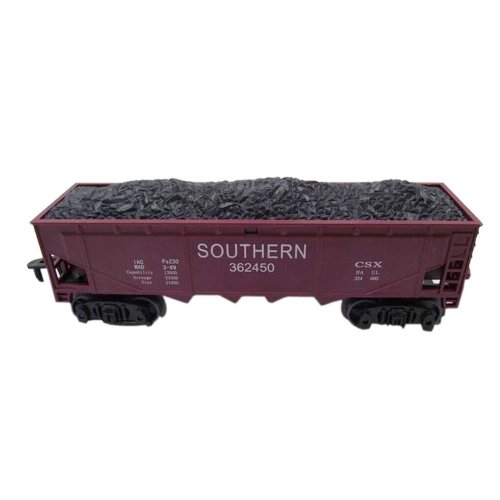 2 Pieces Simulation Railway Carriages Toy/Train Car Toy, H(15.5*3.7*5.5CM)