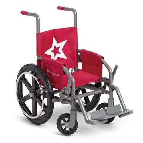 American Girl Berry Wheelchair for Dolls