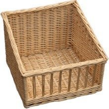 Provence Wicker Kitchen Basket