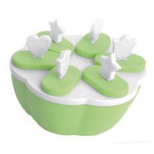 Reusable DIY Frozen Ice Cream Pop Molds Ice Lolly Makers-08