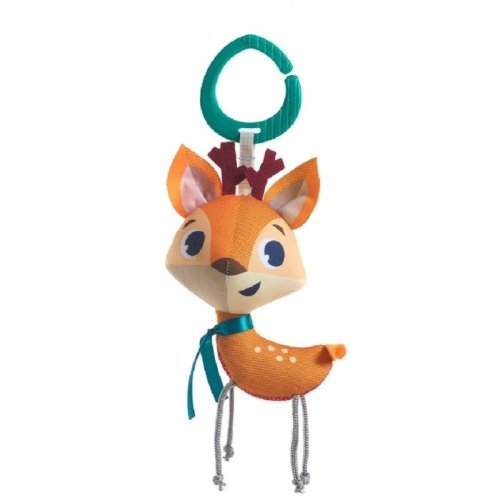 Tiny Love Rattle Teether Toy - Into the Forest - Florence Deer