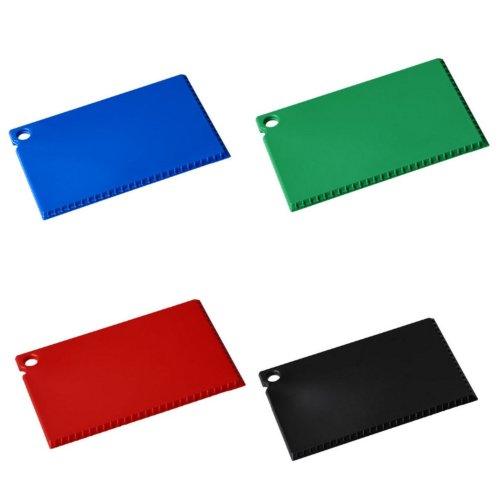 Bullet Coro Credit Card Sized Ice Scraper