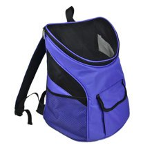 Pet Carrier Soft Sided Travel Bag for Small dogs & cats- Airline Approved, Purple #12