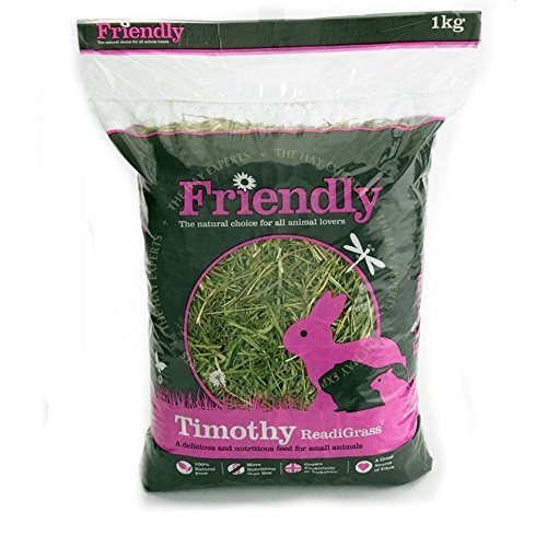Friendly ReadiGrass Timothy Pastures Natural Feed, 1 kg