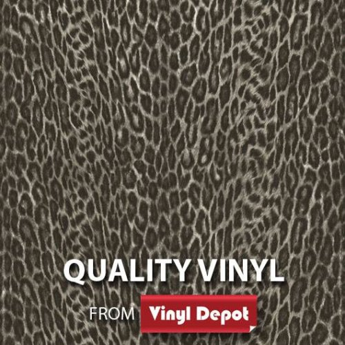 d-c-fix Sticky Self-Adhesive Decor Vinyl Film Asia Snow Leopard 450mm/m