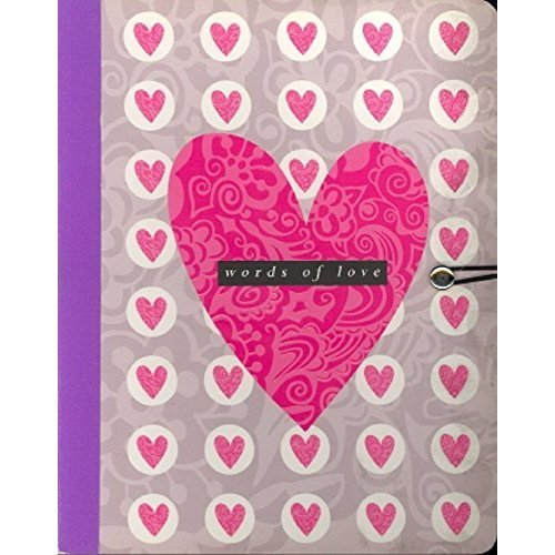 Words of Love Lined Journal (Lined Journals)