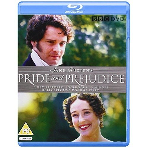 Pride and Prejudice Blu Ray