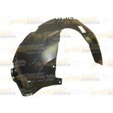 Ford Fiesta Mk4/mk5 1996-2002 Front Wing Arch Liner Splashguard Right O/s