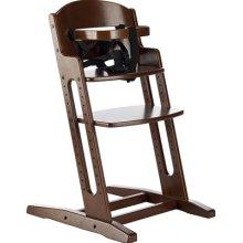 BabyDan DanChair Wooden Highchair (Brown)