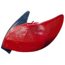 Peugeot 206 5 Door Hatchback  1998-2003 Rear Lamp  Driver Side R