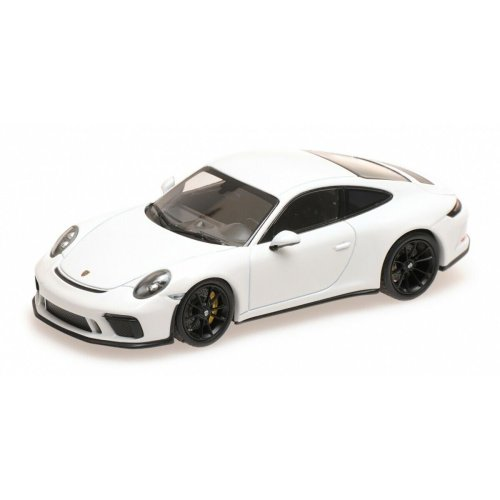 Minichamps 1:43 2018 Porsche 911 GT3 Touring - White
